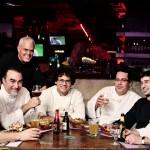 אוונגרד מארחים: השף קובי כץ, השף יאיר פיינברג, השף יוסי שטרית, השף אידי ישראלוביץ והשף שאול בן אדרת.